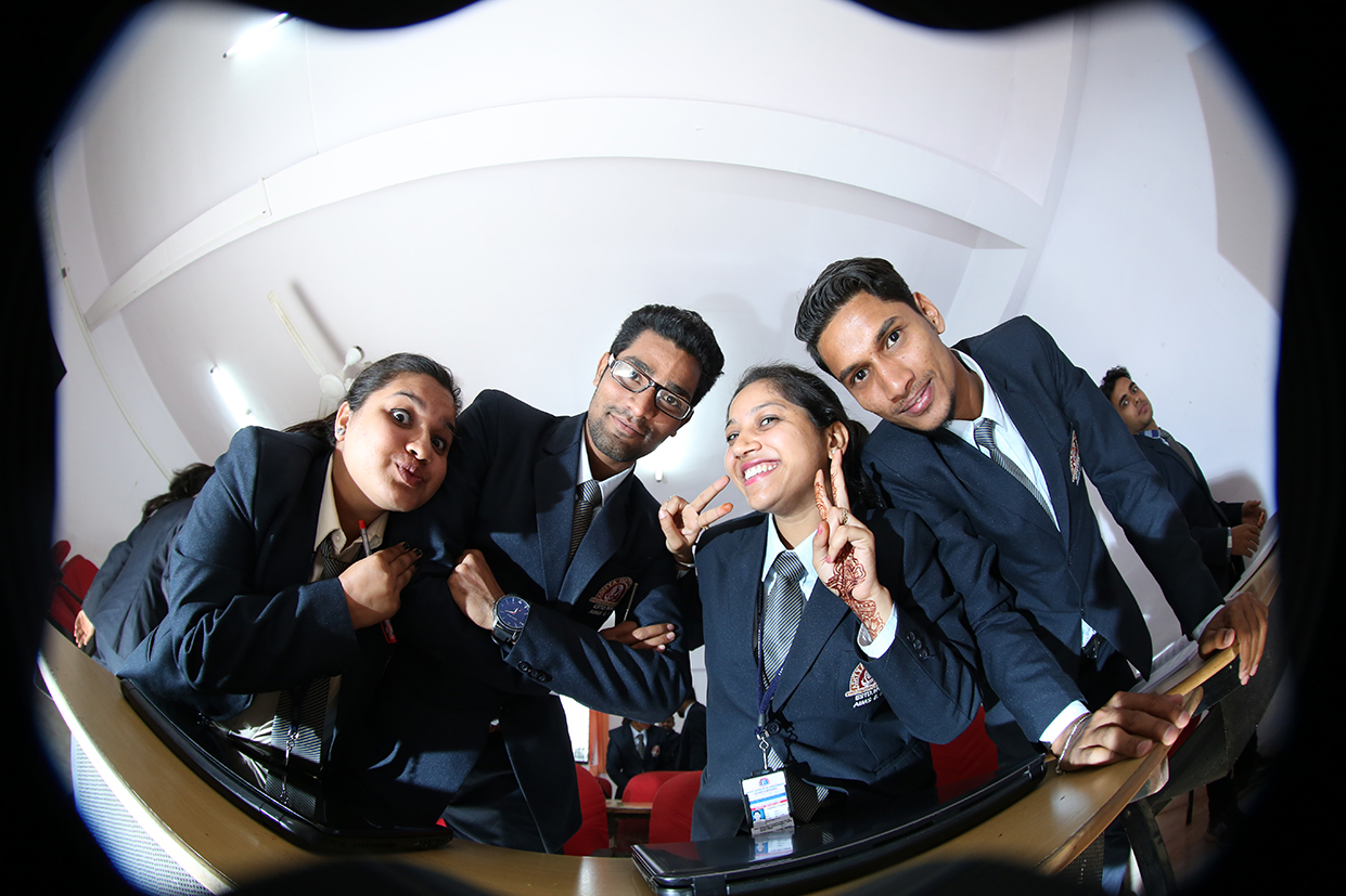 Students of Aditya Management College Bangalore-profile5