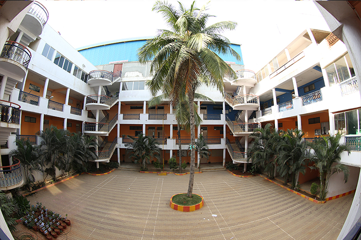 Atmosphere of Aditya Management College Bangalore-profile5